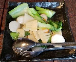 野菜の五目炒め