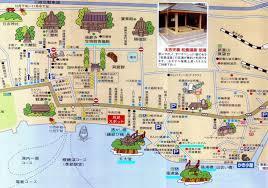 松島観光マップ