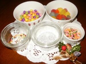 お菓子の家 材料