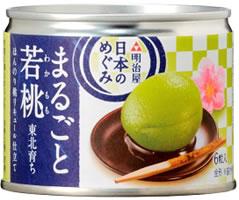 若桃の缶詰