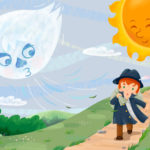 北風と太陽