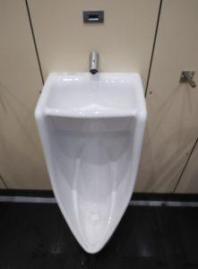 男子トイレ 便器