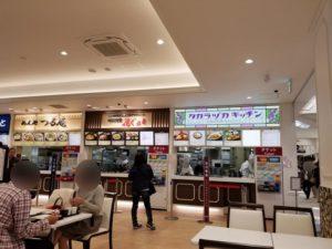 フードコート_お店