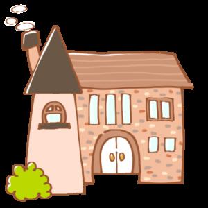 三男坊の家