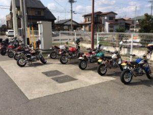 バイク仲間