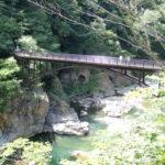 途中からの虹見の橋