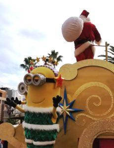 ミニオンハチャメチャクリスマスパレード_5