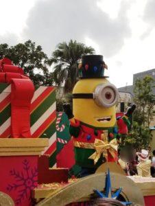 ミニオンハチャメチャクリスマスパレード_6