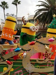 ミニオンハチャメチャクリスマスパレード_3