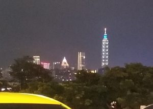 101夜景