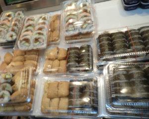 朝市お寿司