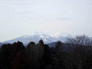 白石城 天守閣からの景色