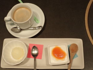 デザート・コーヒー