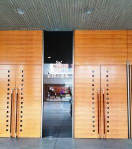 新国立劇場入口